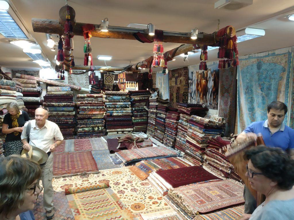 Где купить ковер в Самарканде
