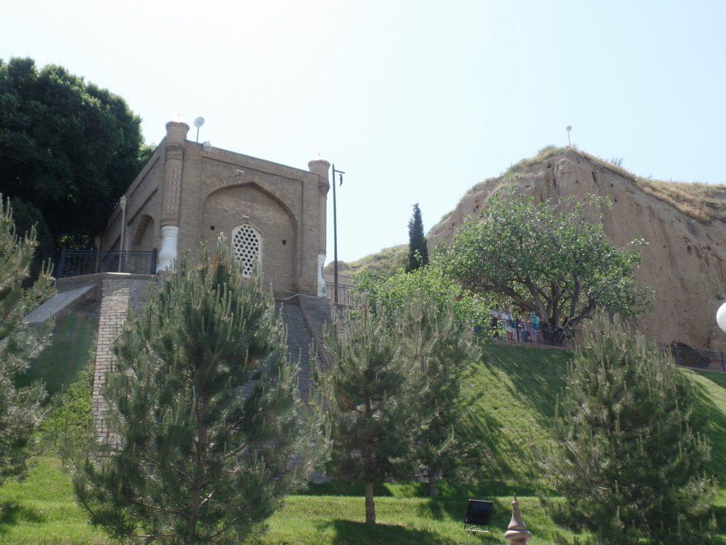 Мавзолей святого Даниэля
