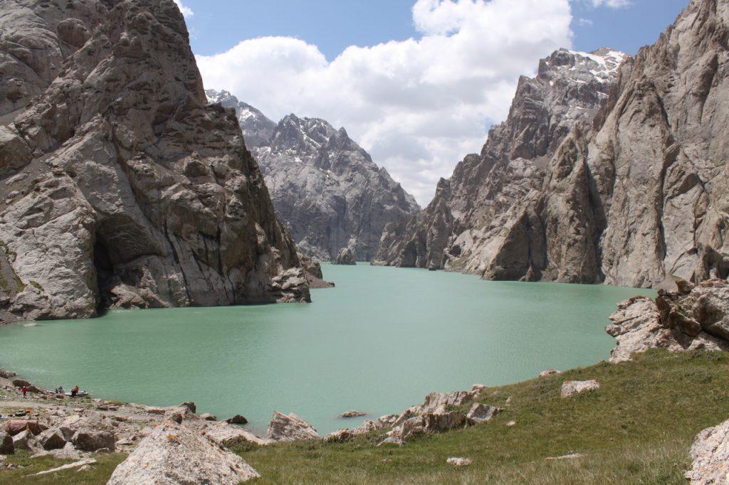 Озеро КольСуу.