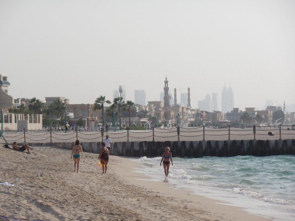 Самостоятельные путешествия в Дубай