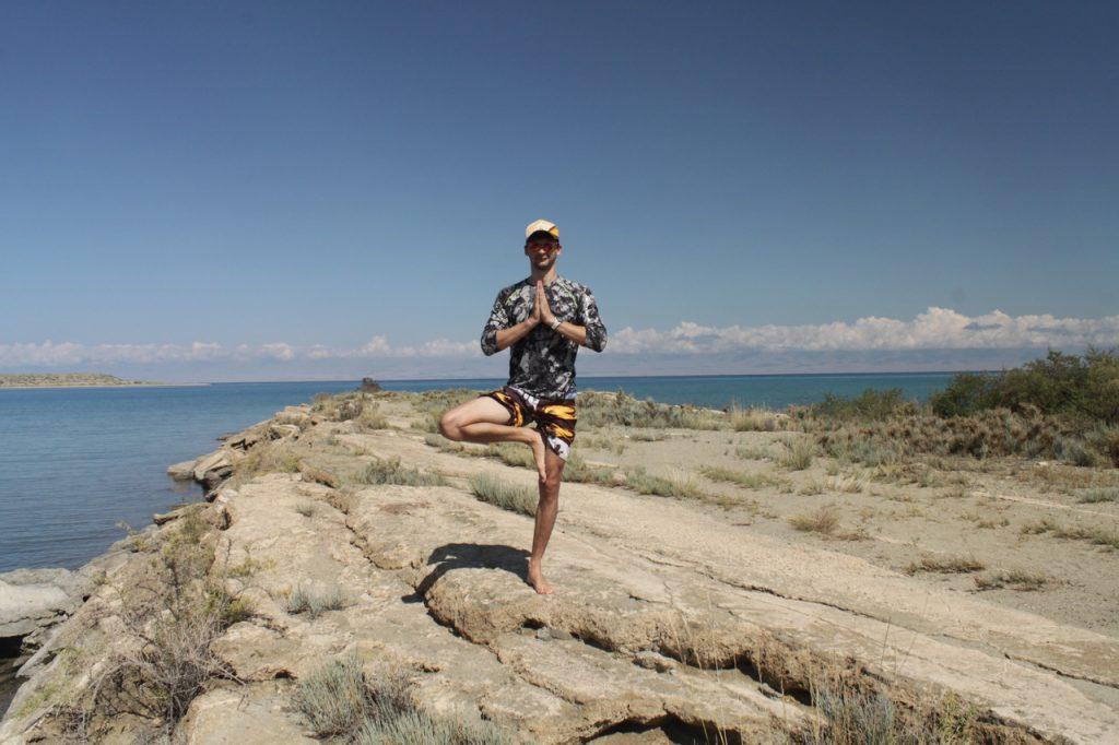 Йога на природе в Бишкеке и за его пределами